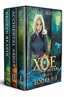 The Xoe Meyers Trilogy ebook cover