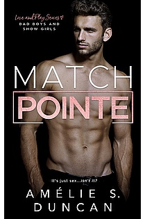 Match Pointe ebook cover