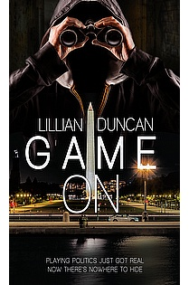 Game On ebook cover