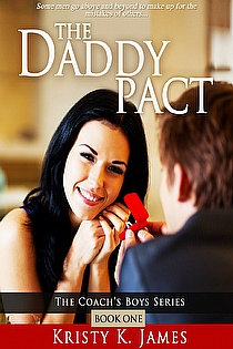 The Daddy Pact ebook cover