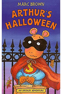 Arthur's Halloween (Arthur Adventure) ebook cover