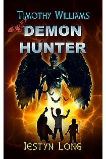 Timothy Williams Demon Hunter ebook cover
