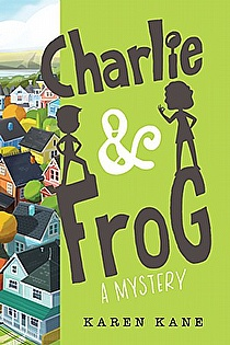 Charlie and Frog: A-Castle-on-the-Hudson Mystery  ebook cover