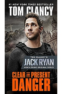 Clear And Present Danger ebook cover