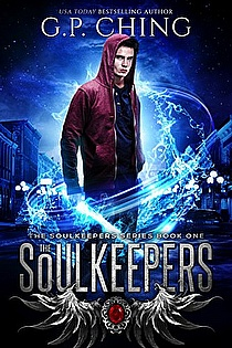 The Soulkeepers (The Soulkeepers Series Book 1)  ebook cover
