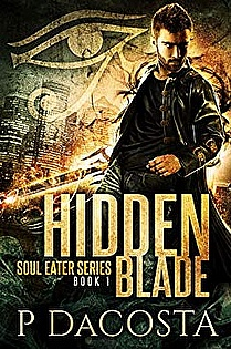 Hidden Blade (The Soul Eater Book 1) ebook cover