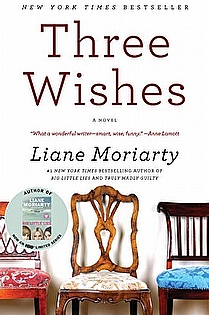 Three Wishes ebook cover