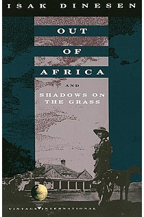 Out of Africa: and Shadows on the Grass ebook cover