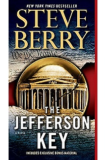 The Jefferson Key (with bonus short story The Devil's Gold): A Novel (Cotton Malone Book 7) ebook cover
