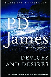 Devices and Desires (Adam Dalgliesh Mysteries Book 8) ebook cover