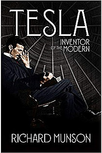 Tesla: Inventor of the Modern ebook cover