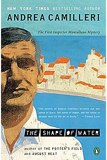The Shape of Water (The Inspector Montalbano Mysteries Book 1) ebook cover