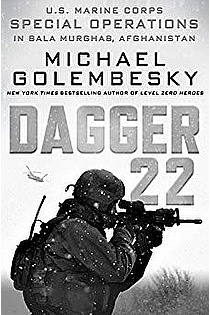Dagger 22: U.S. Marine Corps Special Operations in Bala Murghab, Afghanistan ebook cover