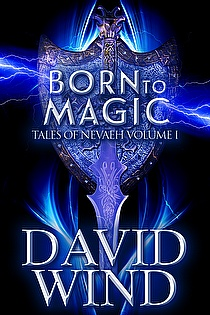 Born To Magic ebook cover