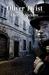 Oliver Twist ebook cover