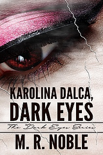 Karolina Dalca, Dark Eyes  ebook cover